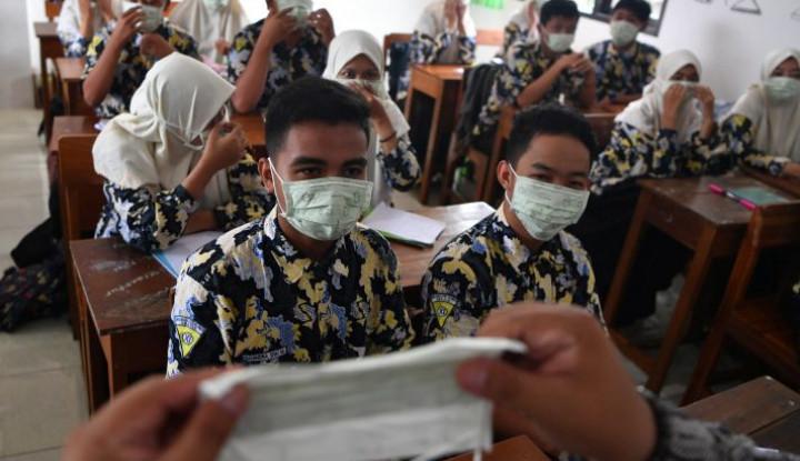 Kominfo: Sekarang Masyarakat Sudah Terbiasa Pakai Masker