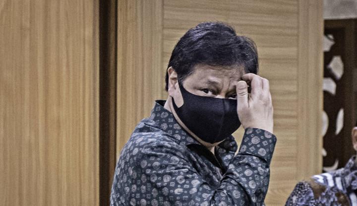 Singgung Rem Darurat Anies Baswedan, Airlangga: Gas dan Rem Itu Penting, tapi...