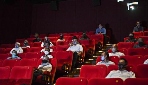 Utamakan Protokol Kesehatan Ketat, Bioskop-bioskop Cinepolis Dibuka Lagi