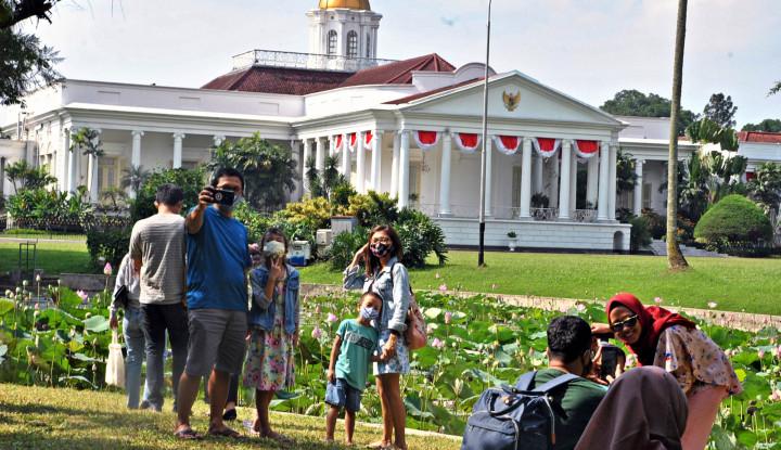 Rombongan Ulama MUI Pulang dari Istana Jokowi dengan Tangan Hampa
