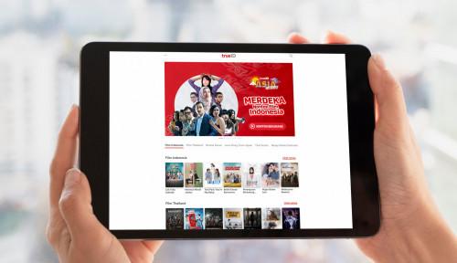 Masuk RI, TrueID Tawarkan Film Indonesia, Korea, dan Thailand