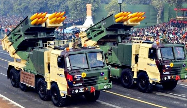 India Berkilah dan Bilang Mampu Kalahkan China di Perbatasan