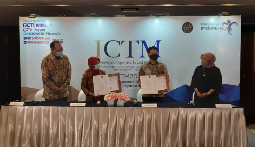 Pacu Pemulihan Ekonomi dan Pariwisata, ICTM Digelar di 5 Kota