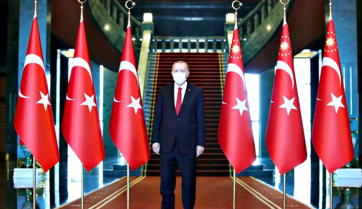 Qatar Jamu Erdogan di Doha, Bahas Pertemuan Mendesak?