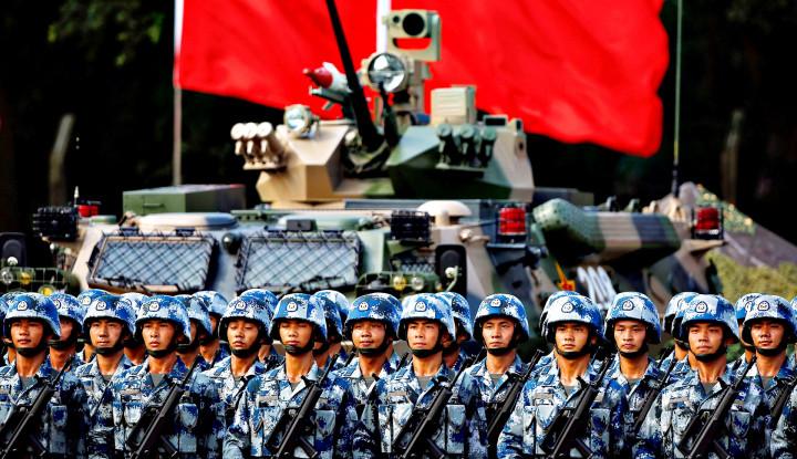 Genting, Pentagon Bilang Militer China Sasar Indonesia untuk...
