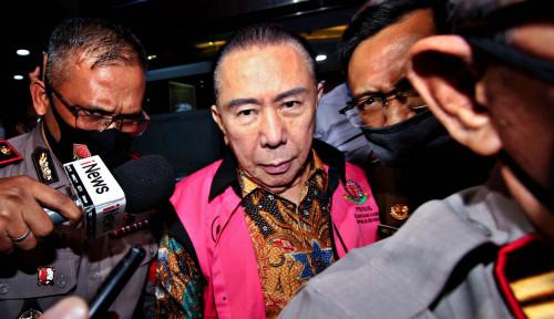 Tangis Djoko Tjandra Pecah Saat Jadi Saksi Kasus Jaksa Pinangki Hakim Sabar Ya Ada Tisu