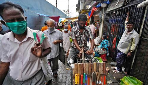 Corona Makin Menggila di Kampungnya, Warga India Malah Geruduk Indonesia, Ada yang Positif Lagi