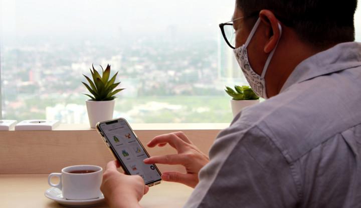 berkat covid-19, 65% milenial kini akrab dengan aplikasi keuangan digital