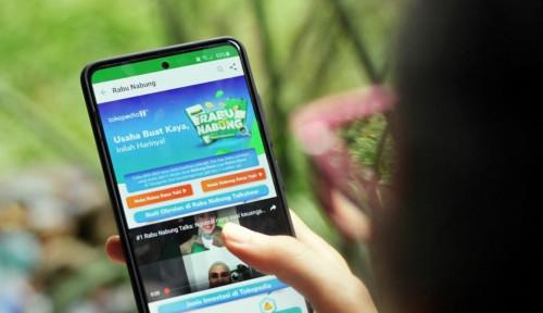 Kokoh di Puncak, Tokopedia Berhasil Kalahkan Para Marketplace Impor