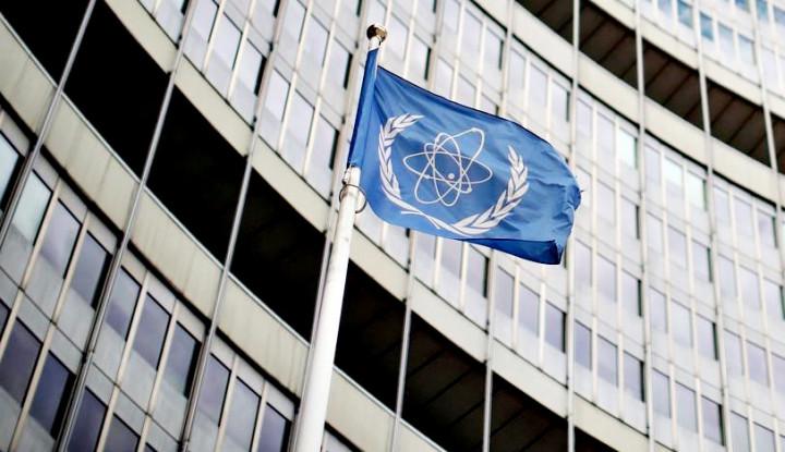 Badan Atom Internasional Benarkan Pengayaan Uranium Iran Capai 60 Persen Setelah...