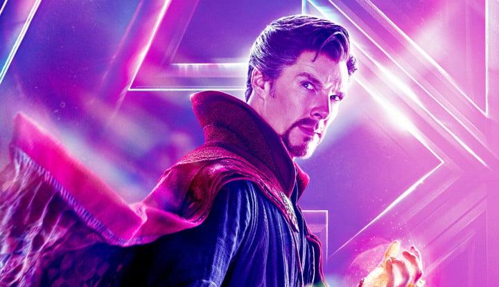 Doctor Strange Bakal Muncul di Film Spider-Man 3?