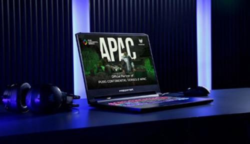 Come Back, Acer Predator Kembali Dukung Gamer di Turnamen PUBG