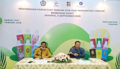Cegah Covid-19, Hand Soap & Sanitizer Berbahan Sawit Jadi Andalan