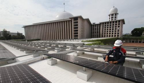 Muncul Asap di Gorong-gorong Masjid Istiqlal, Ada Apa?