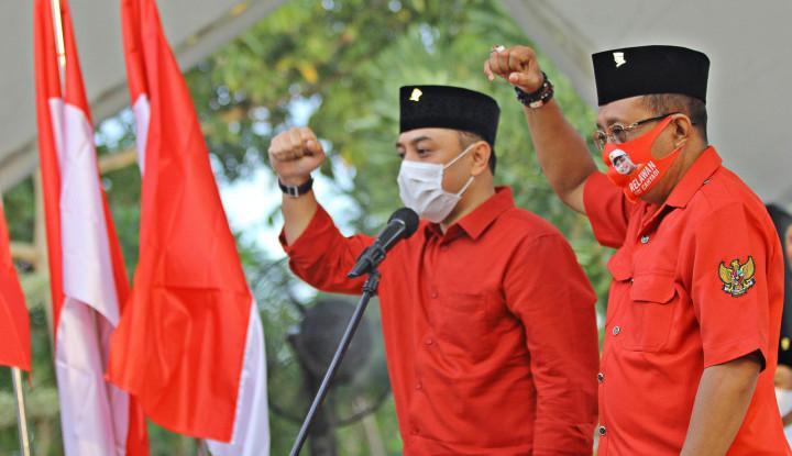 PDIP Usung Eri di Pilkada Surabaya Karena...