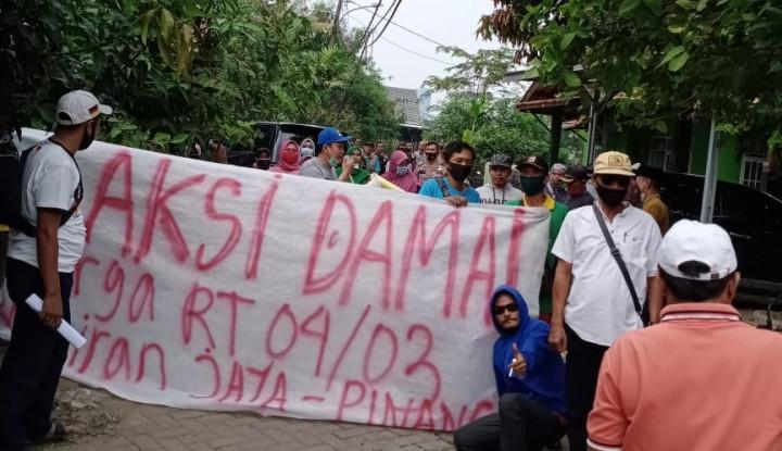 Penolakan Putusan Pengadilan Negeri Tangerang Meluas