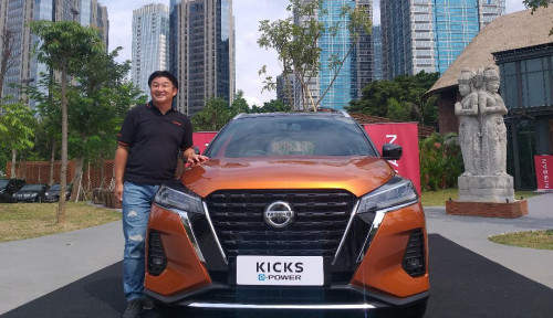 Kata Presdir Nissan Soal Mobil Listrik di Indonesia