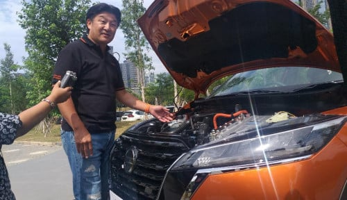 Pandangan CEO Nissan Soal Potensi Resesi di Indonesia