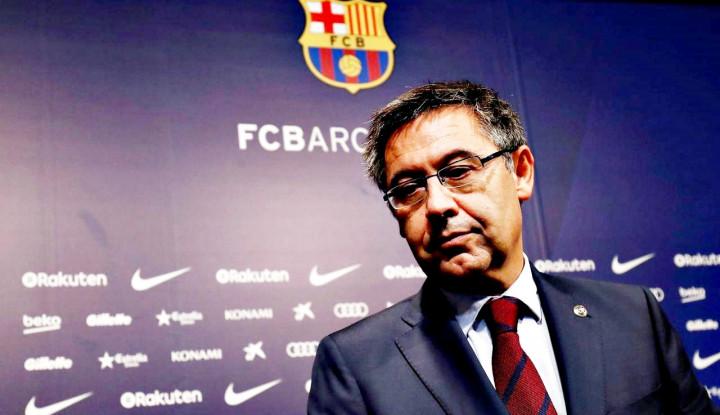 Ramai Transfer Messi, Presiden Barcelona Justru Diduga Korupsi