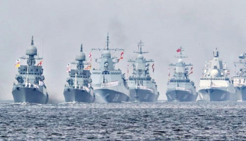 Militer Turki Mejeng di Mediterania, Nyali Presiden Siprus Ciut