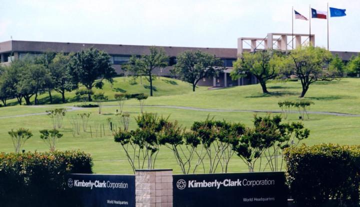 Kimberly-Clark Akuisisi Softex Indonesia