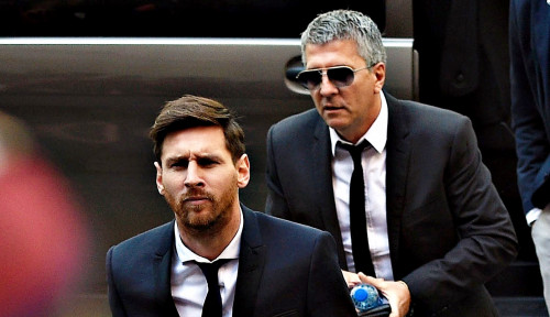 Mengenal Jorge Messi, Ayah di Balik Karier Gemerlap Lionel Messi