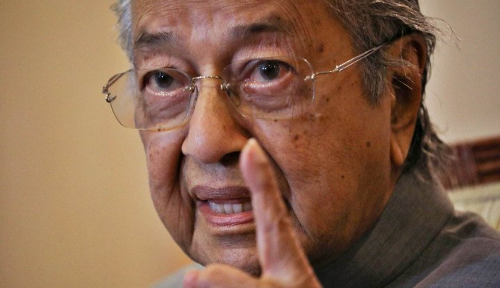 Ucapkan Selamat Idulfitri ke Erdogan, Mahathir Tak Lupa Bahas Palestina