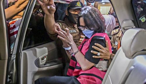 Terima Suap Rp6,6 Miliar, Jaksa Pinangki Cuma Dituntut 4 Tahun Penjara