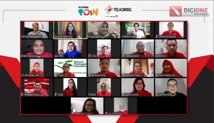 Hari Pelanggan Nasional, Telkomsel Sebar Promo Khusus di Sumatera
