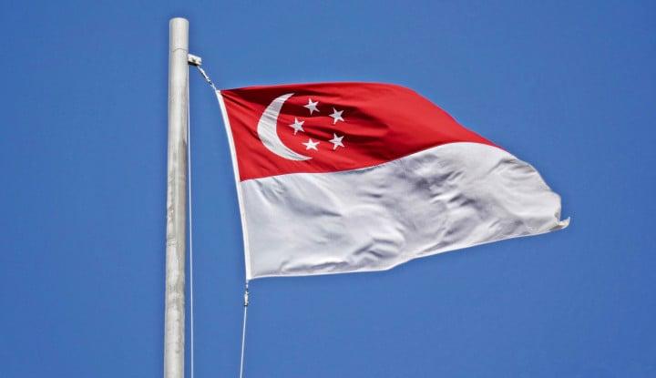 Alamak, Singapura Jumpai Puluhan Kasus Baru Covid-19