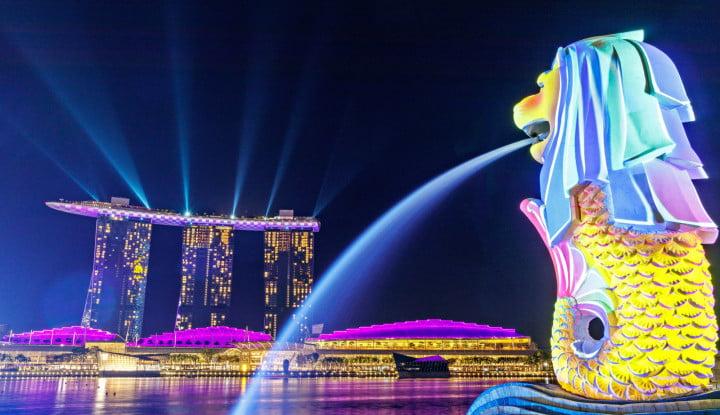 Sayonara! Singapura Tak Lagi Jadi Kota Termahal