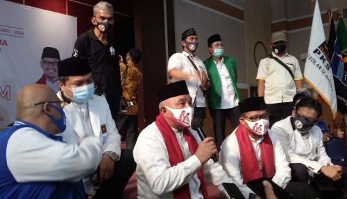 Deklarasi Jagoan PKS di Depok Diwarnai Tangis Haru