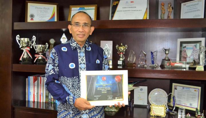 Terobosan Chemical FIN OSD Karya Elnusa Petrofin Raih IDX Channel