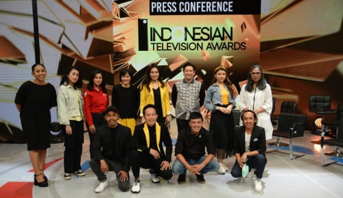 Siap-Siap, Indonesia Television Award Bakal Digelar Bulan Ini