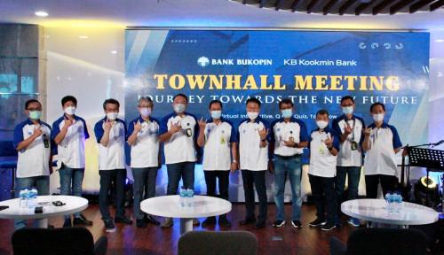 Bank Bukopin Perkenalkan Jajaran Manajemen Baru