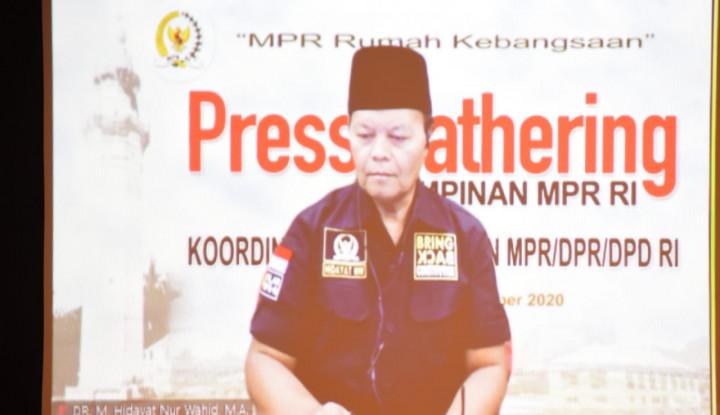 HNW: 4 Pilar MPR Jadikan Rujukan Kampanye Pilkada Serentak