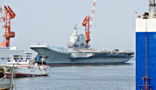 Kapal China Mejeng di Dekat Kepulauan Senkaku, Pentagon: Sebuah Kesalahan Perhitungan...
