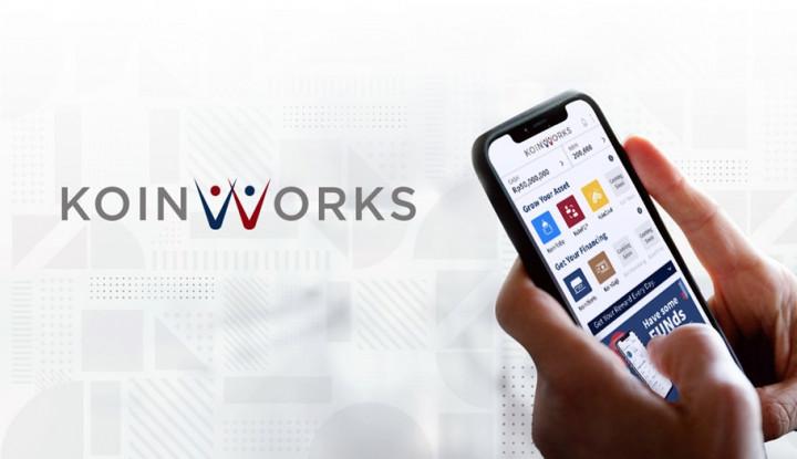 Selamat! KoinWorks Tercatat sebagai IKD Agregator di OJK