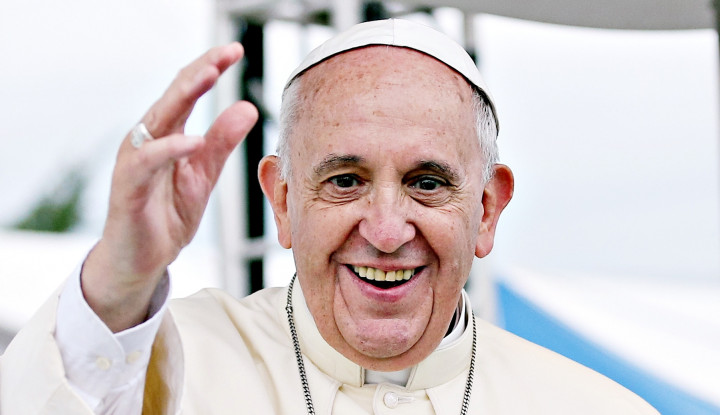 Paus Fransiskus Tekankan Jangan Bergosip saat Pandemi Covid-19