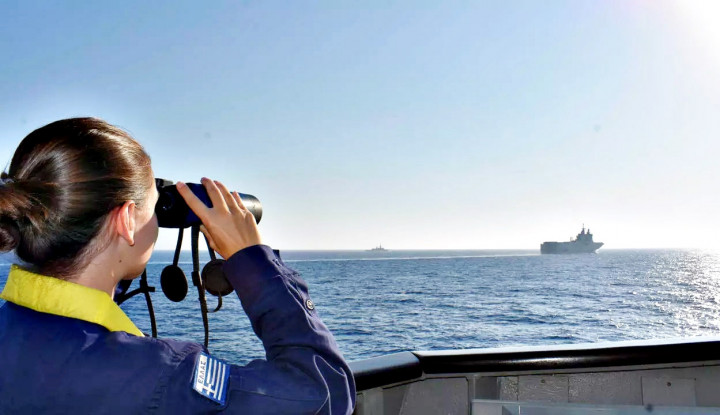 Militer Yunani Gak Main-main, Sangat Siap Hadapi Turki