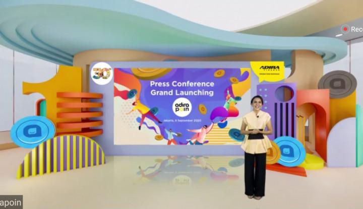 ADMF Patuhi PSBB, Adira Finance Tunda Adira Virtual Expo 2020