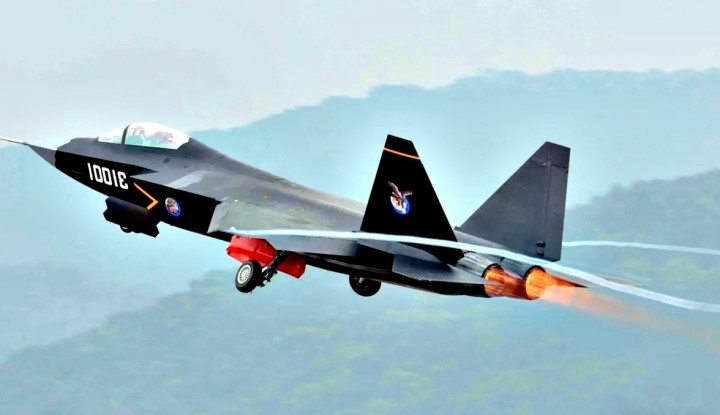 Innalillahi! Xi Jinping Kirim 19 Jet Buat Kepung Taiwan