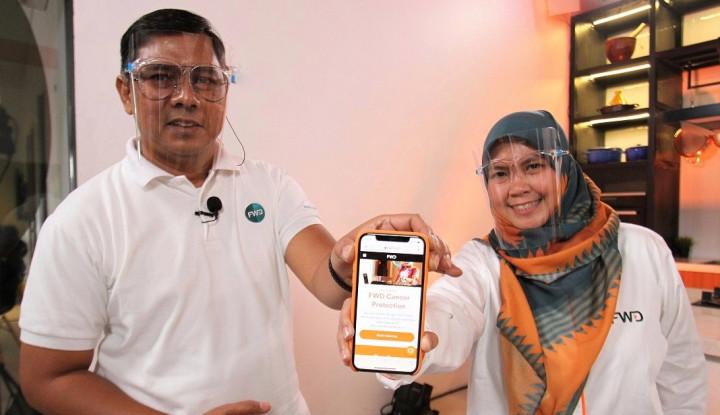 Luncurkan Asuransi Kanker, FWD Life Banderol Harga Mulai Rp10.000