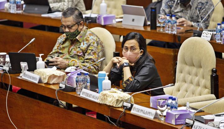 Sri Mulyani: Ekonomi Bisa Minus Lebih dari 2,1% Imbas PSBB Jakarta