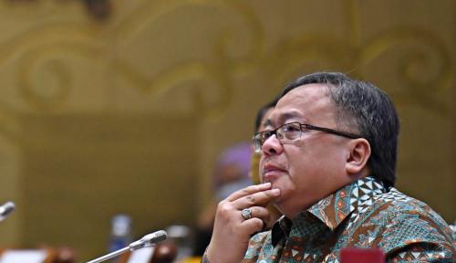 Sah! Tak Lagi Jadi Menteri, Bambang Brodjonegoro Jadi Bos Besar Telkom