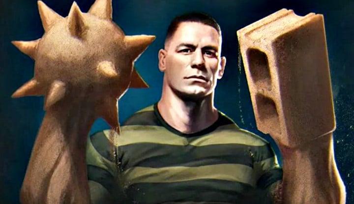 Benarkah John Cena Perankan Sandman di Film Spider-Man Baru?