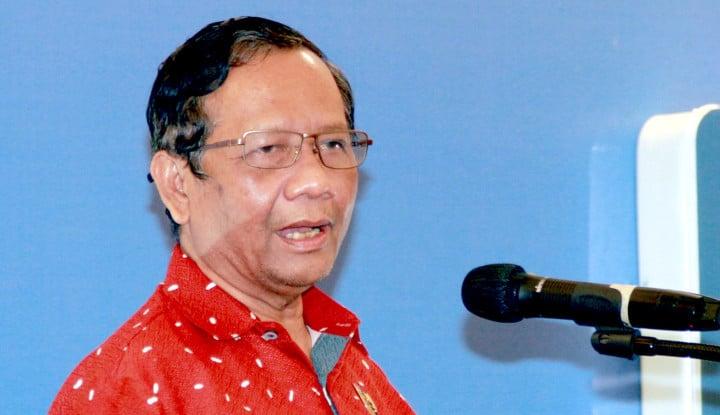 Giliran Ferdinand Tanggapi Mahfud MD: Tak Patut...