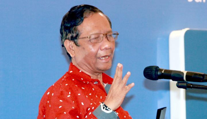 Mahfud: Saya Keturunan Wong Ndeso, di Arab Dipanggil Habib