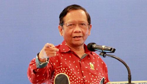 Astaga! Bikin Kaget Pernyataan Mahfud MD, Nanti Pak Jokowi yang Menjawab