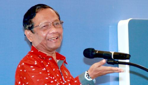 Mahfud MD Ucapkan Selamat untuk Partai Besutan Amien Rais: Semoga Jadi Darah Segar Demokrasi